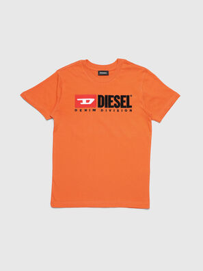 TJUSTDIVISION, Orange - T-Shirts und Tops