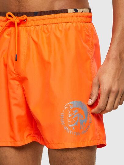 Diesel - BMBX-WAVE 2.017, Orange - Swim shorts - Image 3