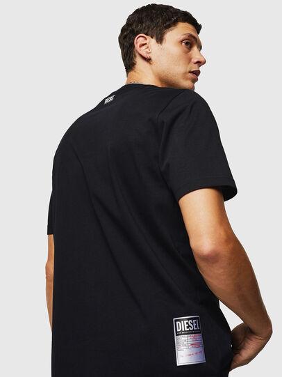Diesel - T-JUST-B26,  - T-Shirts - Image 2