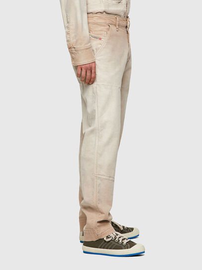 Diesel - D-Azerr JoggJeans® 069WG, Bianco - Jeans - Image 7