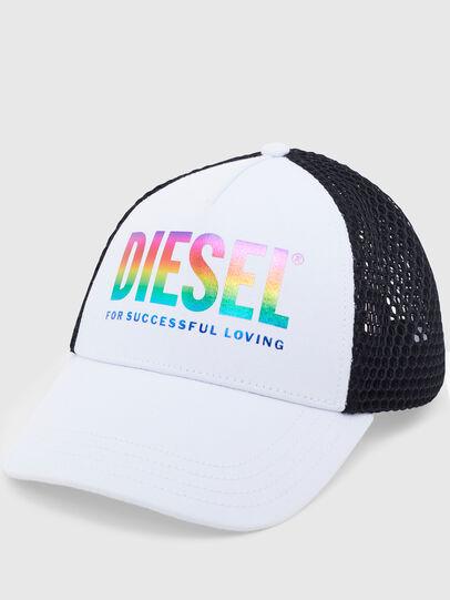 Diesel - CAKERYM-MAX-P, Weiß - Hüte - Image 3