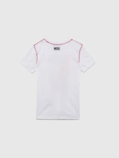 Diesel - TSILYROS, Blanc - T-shirts et Hauts - Image 2