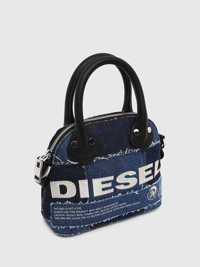 Diesel - PYANIGA S, Blau - Schultertaschen - Image 5