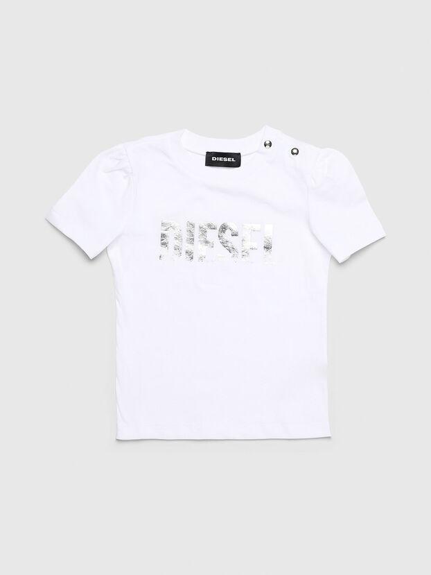 TRALLYB, Weiß - T-Shirts und Tops