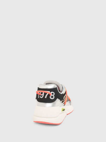 Diesel - S-SERENDIPITY LC EVO, Weiss/Rosa - Sneakers - Image 5