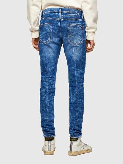 Diesel - D-Strukt 009MH, Bleu Clair - Jeans - Image 2