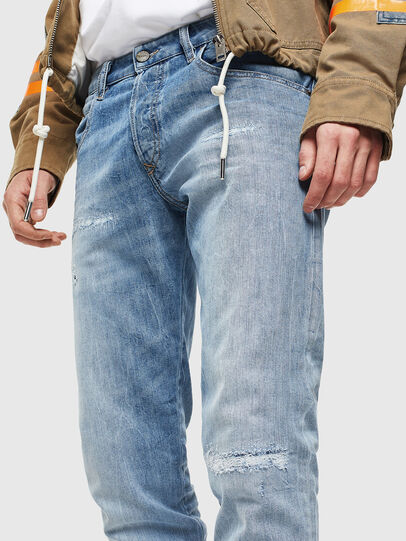 Diesel - D-Bazer 0095V, Hellblau - Jeans - Image 3
