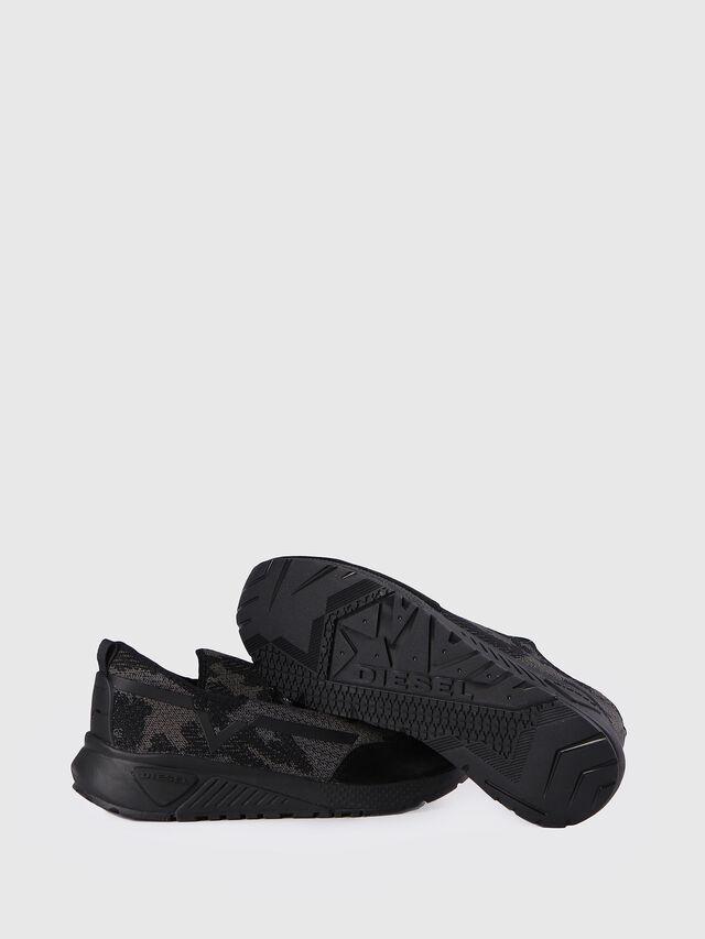 Diesel - S-KBY, Schwarz - Sneakers - Image 4