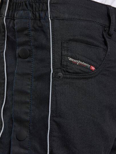 Diesel - KROOLEY JoggJeans® 0KAYO, Schwarz/Dunkelgrau - Jeans - Image 3