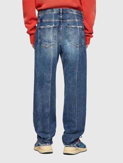 Diesel - D-Macs 09A25, Blu medio - Jeans - Image 2