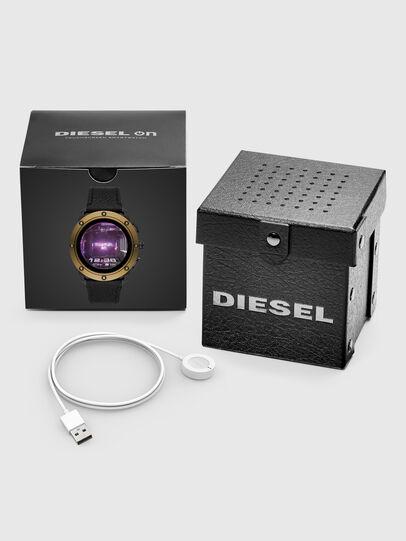 Diesel - DT2016, Schwarz/Bronze - Smartwatches - Image 5