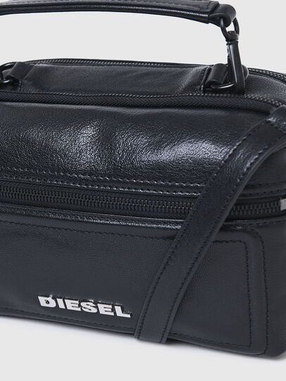 Diesel - FUTURAH PC, Black - Crossbody Bags - Image 5