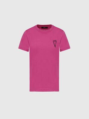 T-SILY-E50, Fuchsie - T-Shirts