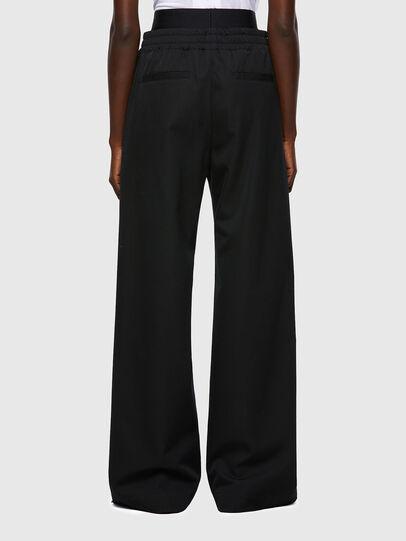 Diesel - P-TOSCA, Noir - Pantalons - Image 2