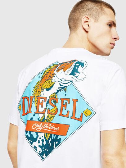 Diesel - BMOWT-JUST-B, Weiß - Out of water - Image 4