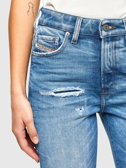 Diesel - D-Joy 009MV, Blu Chiaro - Jeans - Image 3