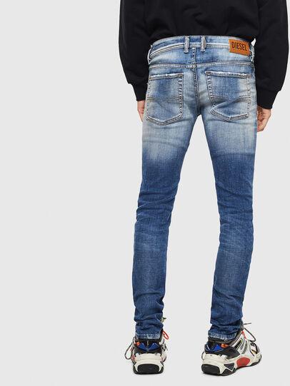 Diesel - Sleenker 009AF, Mittelblau - Jeans - Image 2