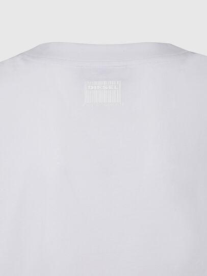 Diesel - T-RASSEL, Weiß - T-Shirts - Image 4