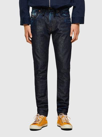 Diesel - D-Strukt 09A20, Blu Scuro - Jeans - Image 1