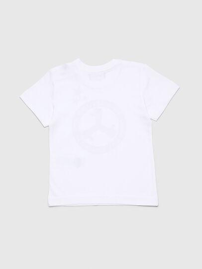 Diesel - TARTB, Weiß - T-Shirts und Tops - Image 2