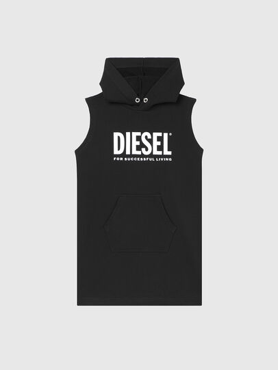 Diesel - DILSET SM, Noir - Robes - Image 1