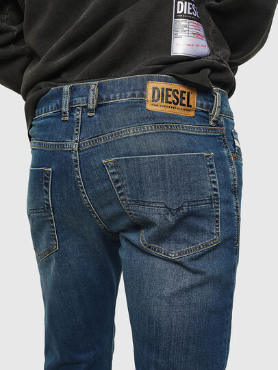 Diesel - Tepphar 083AA, Mittelblau - Jeans - Image 4