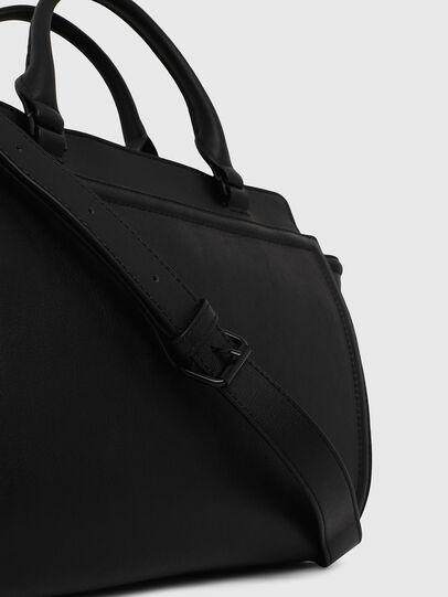 Diesel - BADIA, Schwarz - Satchel Bags und Handtaschen - Image 4