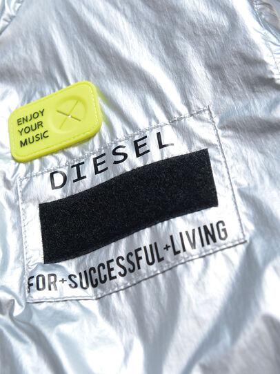 Diesel - JMATISE, Silber - Jacken - Image 3