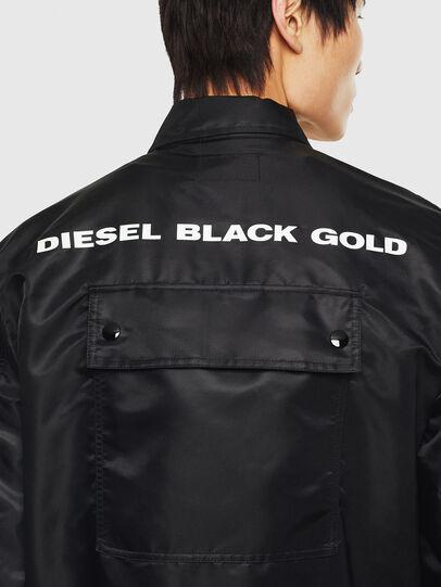 Diesel - J-ROMMY, Schwarz - Jacken - Image 5
