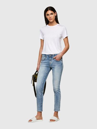 Diesel - D-Ollies JoggJeans® 069UX, Bleu Clair - Jeans - Image 5