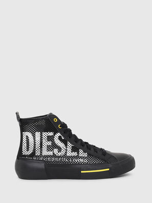 S-DESE MID CUT, Schwarz/Gelb - Sneakers