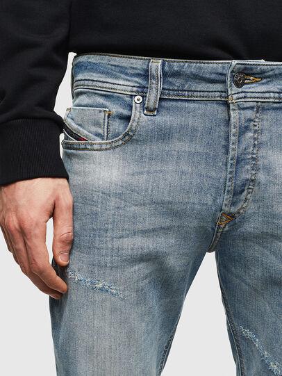 Diesel - Sleenker CN057, Hellblau - Jeans - Image 3