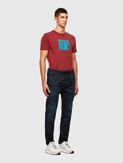 Diesel - KROOLEY JoggJeans® 069QF, Dunkelblau - Jeans - Image 5