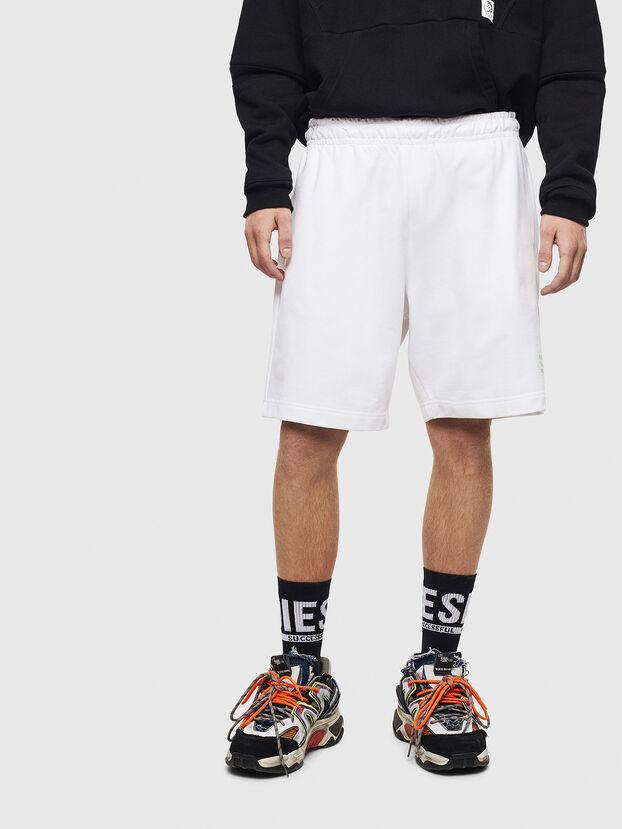 P-BOXIER, Weiß - Kurze Hosen