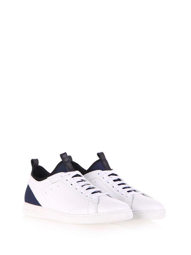 Diesel - S18ZERO, Weiß - Sneakers - Image 2