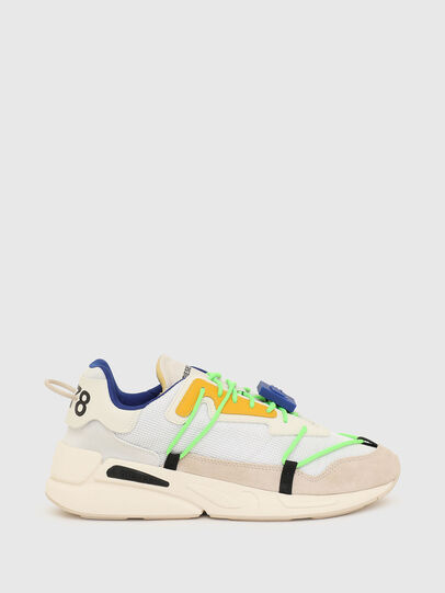 Diesel - S-SERENDIPITY LACE, Bianco/Rosa - Sneakers - Image 1