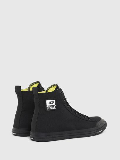 Diesel - S-ASTICO MID CUT, Schwarz - Sneakers - Image 3