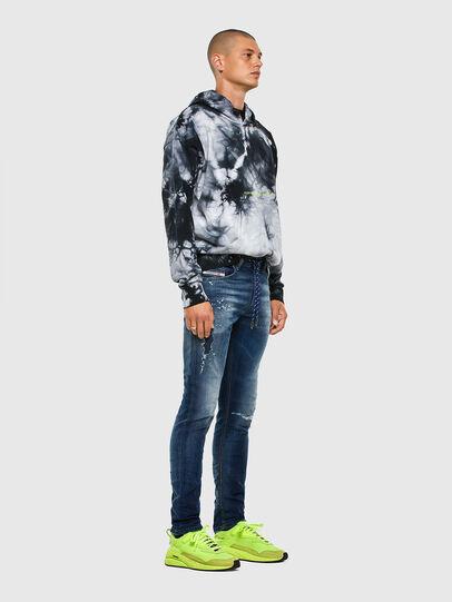 Diesel - Thommer JoggJeans® 069PL, Dunkelblau - Jeans - Image 6