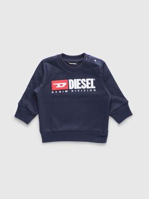 SCREWDIVISIONB, Marineblau - Sweatshirts