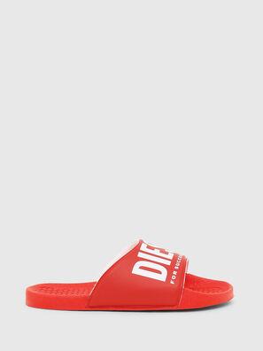 FF 01 SLIPPER CH, Rot - Schuhe