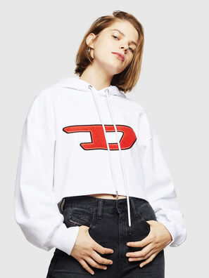 F-DINIE-B, Weiß - Sweatshirts