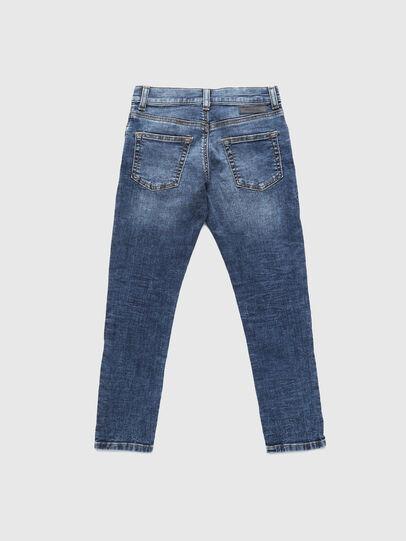 Diesel - D-STRUKT-J JOGGJEANS, Blu medio - Jeans - Image 2