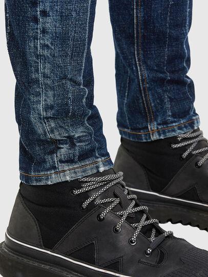 Diesel - D-Vider 0092X, Bleu moyen - Jeans - Image 7