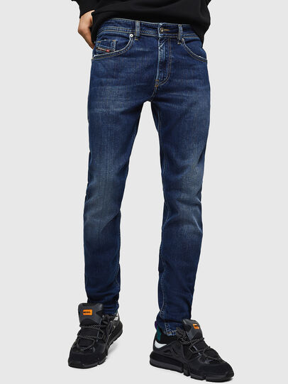 Diesel - Thommer 0870F, Mittelblau - Jeans - Image 1