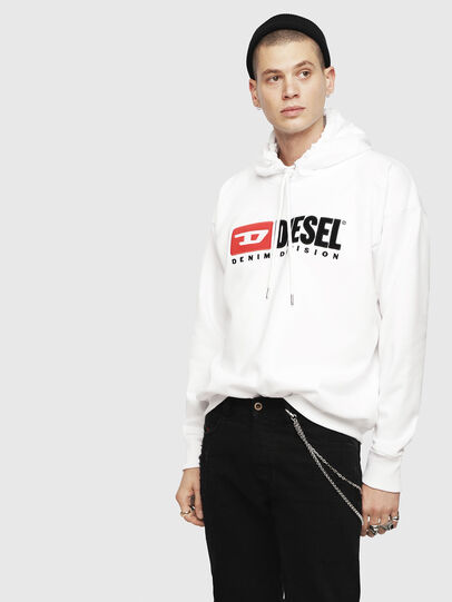 Diesel - S-DIVISION,  - Sweatshirts - Image 1