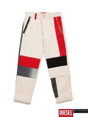 GR02-P301-P, Weiß - Hosen
