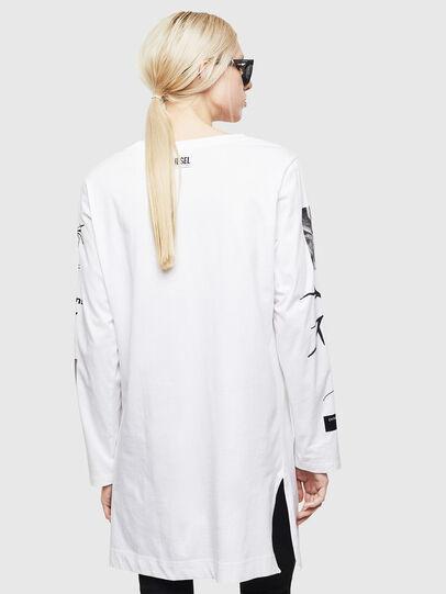 Diesel - T-ROSY-A, Weiß - T-Shirts - Image 2