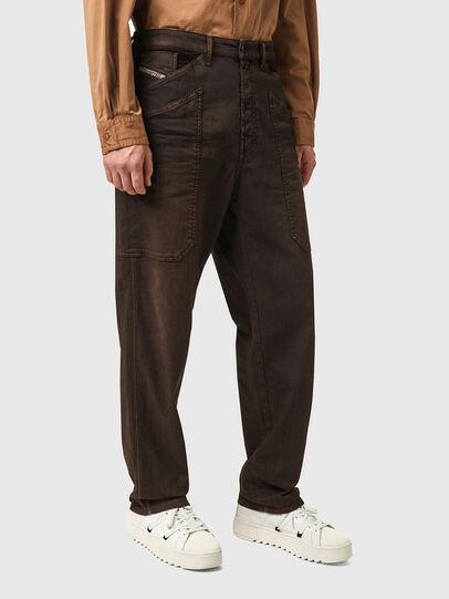 Diesel - D-Franky 09B38, Marron - Jeans - Image 3