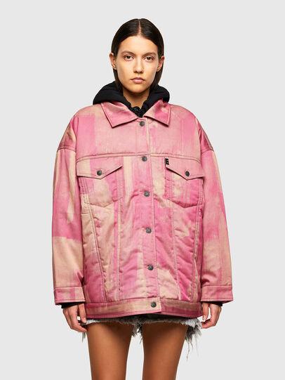 Diesel - G-SOJO, Pink - Jackets - Image 1