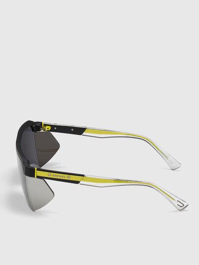 Diesel - DL0319, Schwarz - Sonnenbrille - Image 3